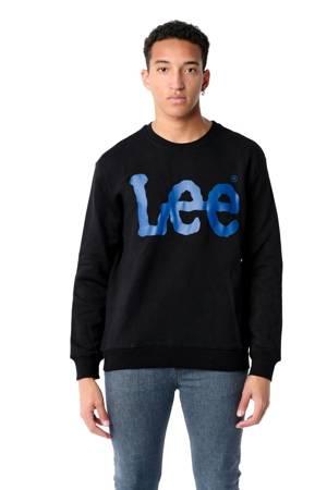 LEE CREWNECK SWS BLACK L81RTJ01