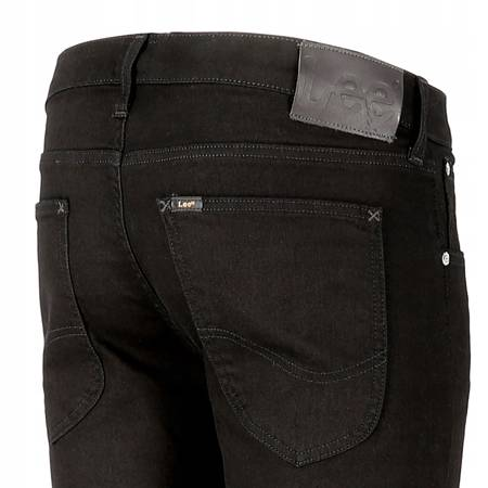 LEE LUKE SLIM TAPERED CLEAN BLACK L719HFAE