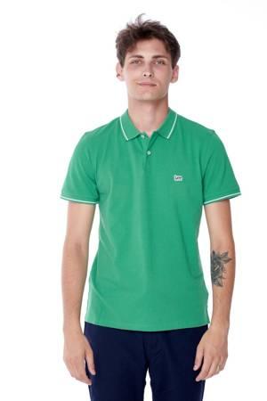 LEE PIQUE POLO GREEN L61ARLOR